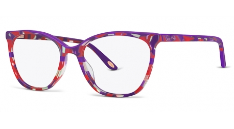 CM9110 [C1 Red Marble/Purple] Frames