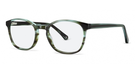 Ashley [C1 Teal Striation] Frames