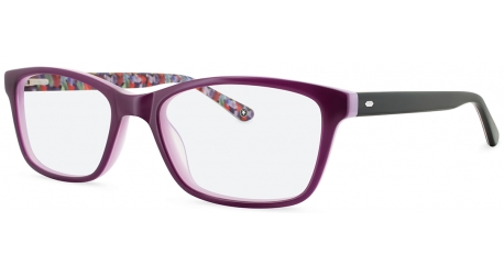 Demi [C2 Purple/Floral] Frames