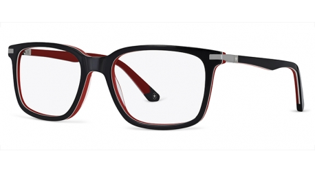 Jonas [C2 Black/Red] Frames